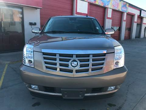 2007 Cadillac Escalade for sale at Car Gallery in Oklahoma City OK