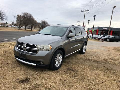 2011 Dodge Durango for sale at Car Gallery in Oklahoma City OK