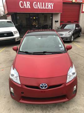 2011 Toyota Prius for sale at Car Gallery in Oklahoma City OK