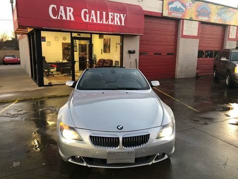 2005 BMW 6 Series for sale in Warr Acres, OK