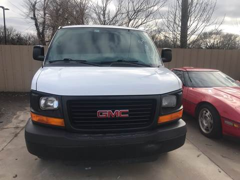 2014 GMC Savana Cargo for sale at Car Gallery in Oklahoma City OK