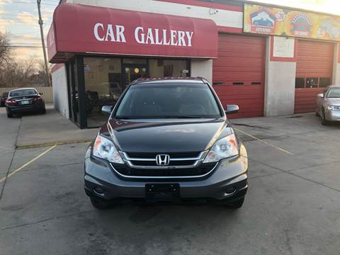 2010 Honda CR-V for sale at Car Gallery in Oklahoma City OK