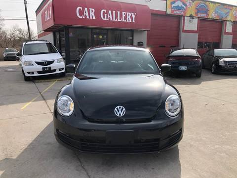 2015 Volkswagen Beetle for sale at Car Gallery in Oklahoma City OK