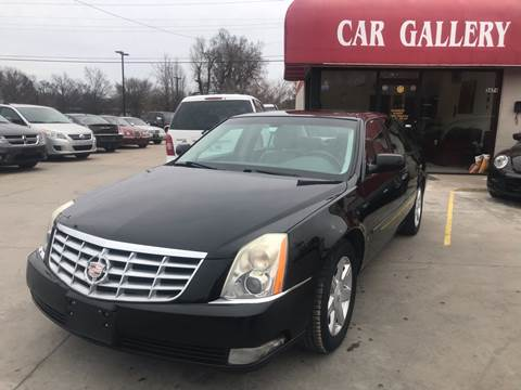 2007 Cadillac DTS for sale in Warr Acres, OK