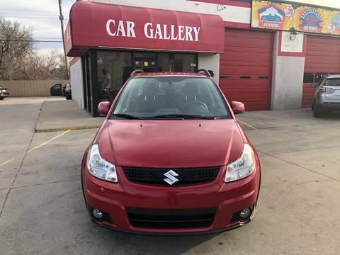 2012 Suzuki SX4 Crossover for sale in Warr Acres, OK