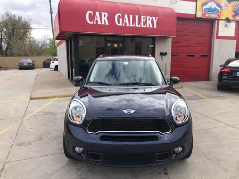 2011 MINI Cooper Countryman for sale at Car Gallery in Oklahoma City OK