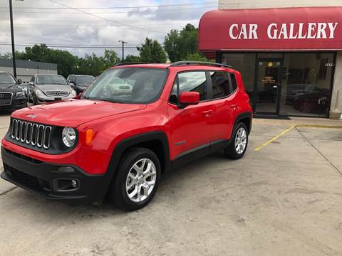 2018 Jeep Renegade for sale in Warr Acres, OK