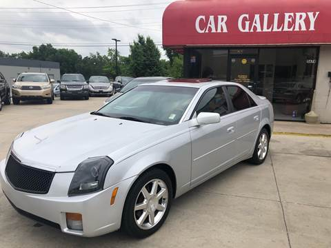 2003 Cadillac CTS for sale at Car Gallery in Oklahoma City OK