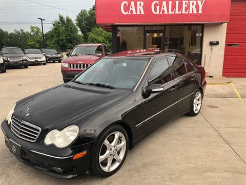 2007 Mercedes-Benz C-Class for sale at Car Gallery in Oklahoma City OK