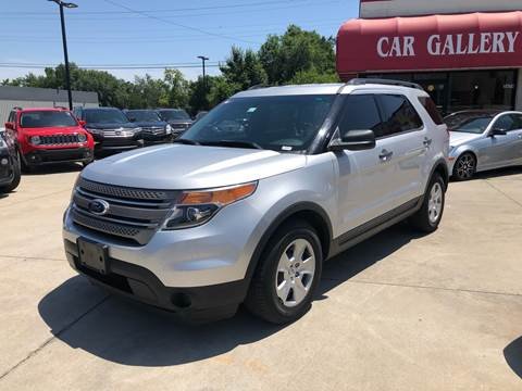 2014 Ford Explorer for sale at Car Gallery in Oklahoma City OK