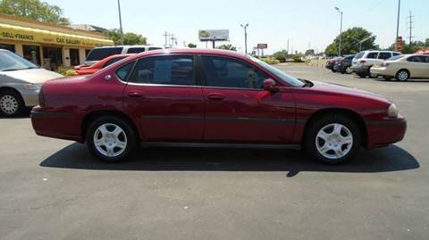 2005 Chevrolet Impala for sale at Car Gallery in Oklahoma City OK