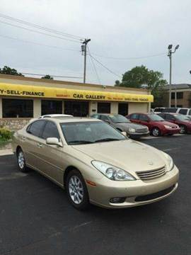 2002 Lexus ES 300 for sale at Car Gallery in Oklahoma City OK