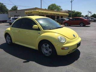1999 Volkswagen New Beetle for sale at Car Gallery in Oklahoma City OK