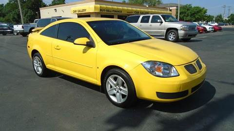 2007 Pontiac G5 for sale at Car Gallery in Oklahoma City OK