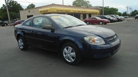 2008 Chevrolet Cobalt for sale at Car Gallery in Oklahoma City OK