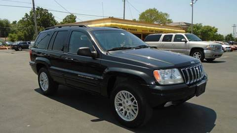2003 Jeep Grand Cherokee for sale at Car Gallery in Oklahoma City OK