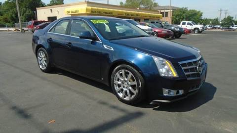 2008 Cadillac CTS for sale at Car Gallery in Oklahoma City OK