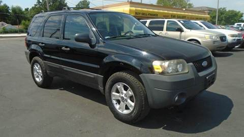 2007 Ford Escape for sale at Car Gallery in Oklahoma City OK