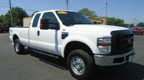 2010 Ford F-250 Super Duty for sale at Car Gallery in Oklahoma City OK