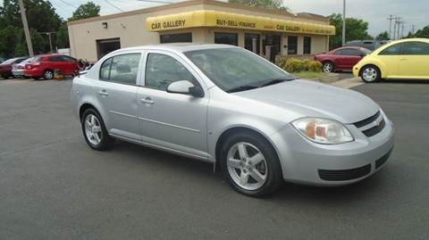 2007 Chevrolet Cobalt for sale at Car Gallery in Oklahoma City OK