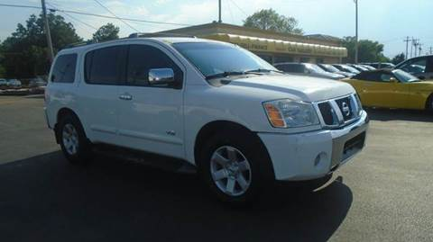 2005 Nissan Armada for sale at Car Gallery in Oklahoma City OK