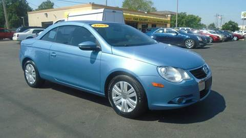 2009 Volkswagen Eos for sale at Car Gallery in Oklahoma City OK