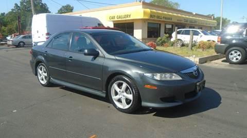 2004 Mazda MAZDA6 for sale at Car Gallery in Oklahoma City OK