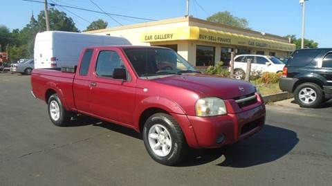 2002 Nissan Frontier for sale at Car Gallery in Oklahoma City OK