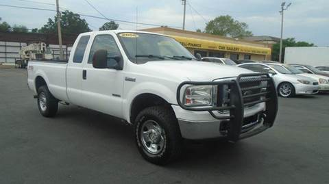 2006 Ford F-250 Super Duty for sale at Car Gallery in Oklahoma City OK