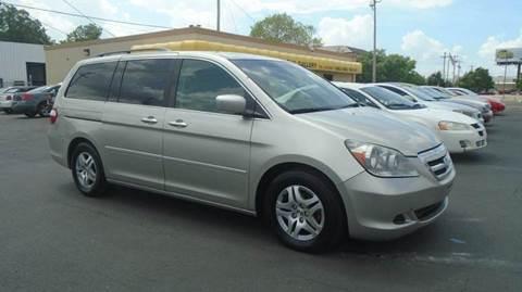 2005 Honda Odyssey for sale at Car Gallery in Oklahoma City OK