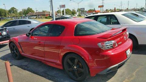2004 Mazda RX-8 for sale at Car Gallery in Oklahoma City OK