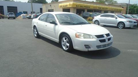 2005 Dodge Stratus for sale at Car Gallery in Oklahoma City OK