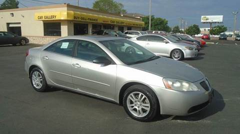 2005 Pontiac G6 for sale at Car Gallery in Oklahoma City OK