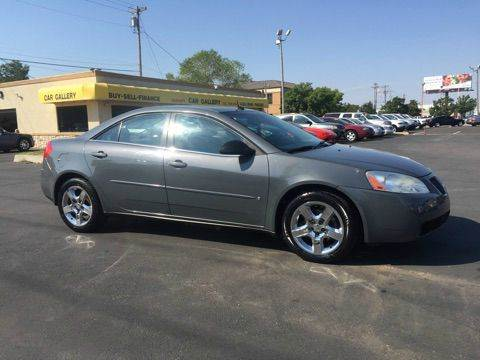 2008 Pontiac G6 for sale at Car Gallery in Oklahoma City OK