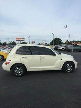 2006 Chrysler PT Cruiser for sale at Car Gallery in Oklahoma City OK