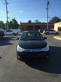 2008 Ford Focus for sale at Car Gallery in Oklahoma City OK