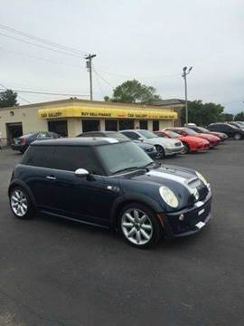 2006 MINI Cooper for sale at Car Gallery in Oklahoma City OK