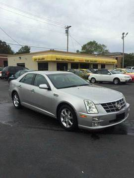 2008 Cadillac STS for sale at Car Gallery in Oklahoma City OK