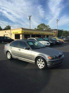 2005 BMW 3 Series for sale at Car Gallery in Oklahoma City OK