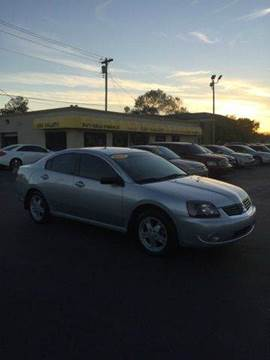 2007 Mitsubishi Galant for sale at Car Gallery in Oklahoma City OK