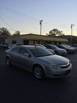 2007 Saturn Aura for sale at Car Gallery in Oklahoma City OK