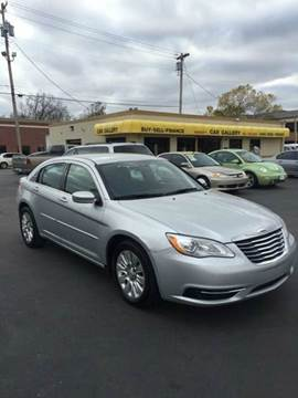 2012 Chrysler 200 for sale at Car Gallery in Oklahoma City OK