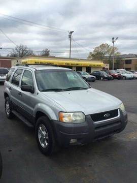 2003 Ford Escape for sale at Car Gallery in Oklahoma City OK