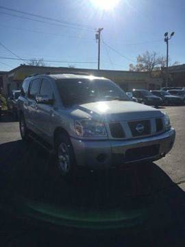2004 Nissan Armada for sale at Car Gallery in Oklahoma City OK