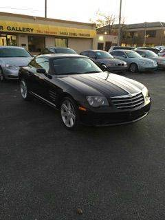 2007 Chrysler Crossfire for sale at Car Gallery in Oklahoma City OK
