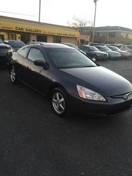 2005 Honda Accord for sale at Car Gallery in Oklahoma City OK