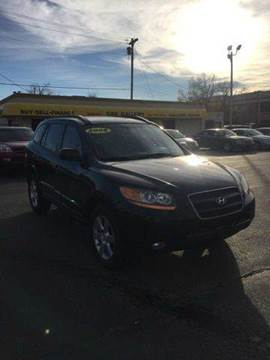 2008 Hyundai Santa Fe for sale at Car Gallery in Oklahoma City OK
