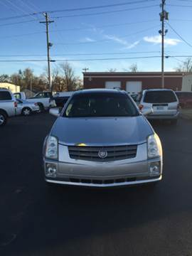 2004 Cadillac SRX for sale at Car Gallery in Oklahoma City OK