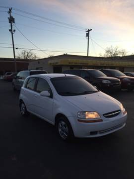 2006 Chevrolet Aveo for sale at Car Gallery in Oklahoma City OK