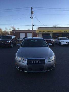 2006 Audi A6 for sale at Car Gallery in Oklahoma City OK